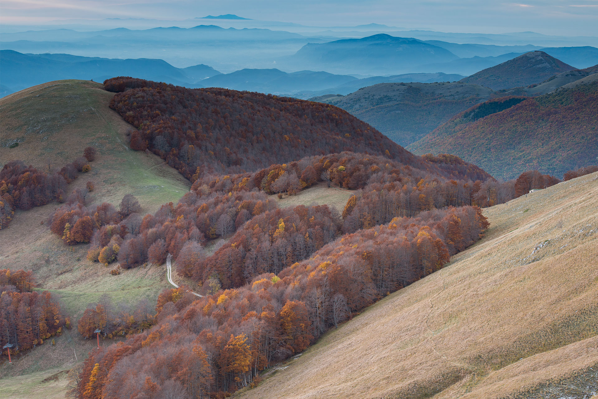 Montagne autunno